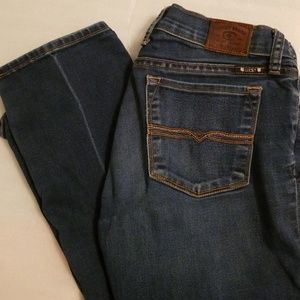 Lucky Brand Charlie Straight Ankle jeans